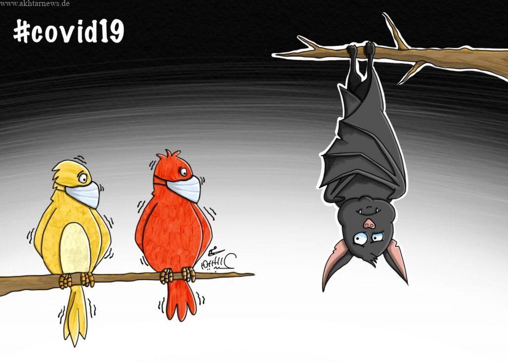 Cartoon by Abdulkarim