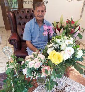 محمد علی نژاد در هفتاد سالگی