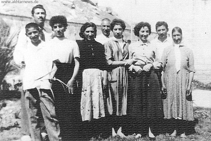 مسجدسلیمان عکس خانوادگی خانواده منصوریان